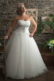 plus size wedding dresses size 28 plus size wedding gowns collection on ebay