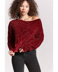 chenille sweater savings on forever21 chenille knit sweater
