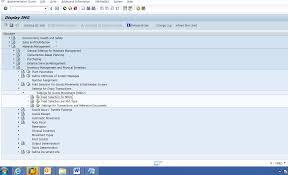 how can i create g l account field in migo screen