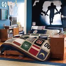 Best Boys Room Images On Pinterest Football Rooms Bedroom - Football bedroom ideas