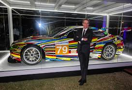 Alfa Img Showing Gt French Country Style Jeff Koons Presented Us Debut Of His Bmw Art Car At Art Basel In