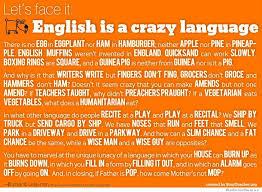 Language Meme - lets face it english is a crazy language weknowmemes