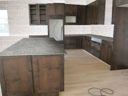 Floor To Ceiling Cabinet by Subway Tile Floor To Ceiling In Kitchen Area What Do You Think