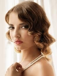 vintage hairstyles for weddings shoulder length wedding hairstyles chic vintage bridal hairstyle