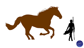 mustang horse silhouette the stuff of night mares twilightbeasts