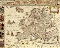 European Map Test by One In 10 British People Cannot Identify Ireland On A Map The