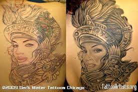 aztec tattoos and designs page 261