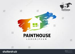 house painting service decor repair color stock vector 657051781