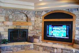fireplaces elkstone basements