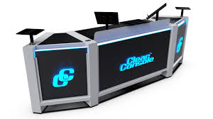 Dj Table Stand Modular Dj Booths Professional Dj Booths Dj Stands Clearconsole