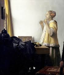 vermeer pearl necklace 253 best paintings images on painting paintings and