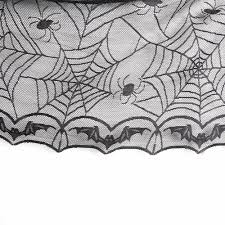 decorations spider web tablecloth