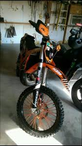 ktm gas tank motorcycles for sale