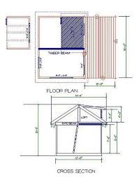 Cabin Floorplan Gallery The Gambier Island Tiny Getaway Cabin Small House Bliss