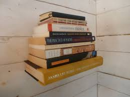bedroom interesting floating book shelves housfurniture