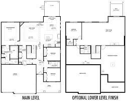 fostoria floorplan hubbell homes building new homes in des
