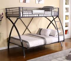 Bunk Bed Metal Frame Metal Loft Bunk Beds For Adults Smart Ideas Loft Bunk Beds For
