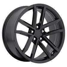 camaro ss with zl1 wheels zl1 camaro reproduction wheels gloss black