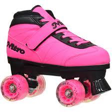 light up roller skate wheels epic light up nitro turbo pink speed roller skates walmart com