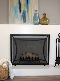 the perfect fit how to measure a fireplace screen anvil fireside