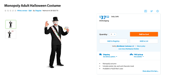 Monopoly Man Halloween Costume Buy Fsociety Mask U0027mr Robot U0027 Halloween