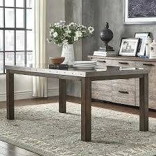 diy stainless steel table top metal topped tables full size of home metal topped tables steel top