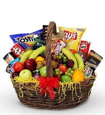 snack basket gourmet baskets lilygrass