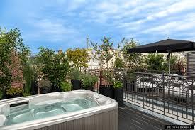 Appartement Toit Terrasse Paris Jacuzzi Terrasse Hotel Paris Zimerfrei Com U003d Idées De Design