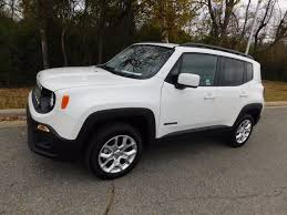 jeep honda 2017 used jeep renegade latitude 4x4 at honda of fayetteville