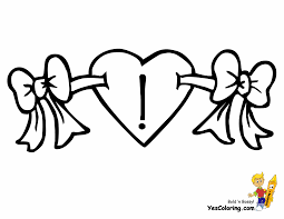 valentine coloring pages for boys valentine hearts alphabets free valentine hearts valentine