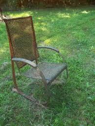 Vintage Patio Furniture Metal by 133 Best Vintage Outdoors Images On Pinterest Gliders Lawn