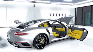 porsch 911 turbo 2016 porsche 911 turbo s add on replace auto spoiler