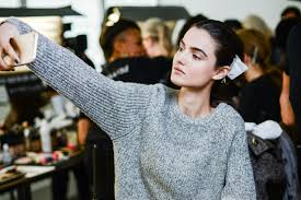 how to become a pro makeup artist how to be a pro makeup artist at new york fashion week vogue
