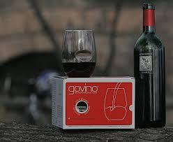 amazon com govino wine glass flexible shatterproof recyclable