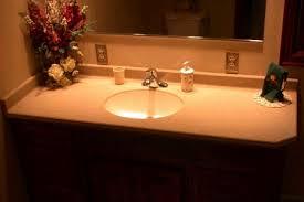 How To Install Bathroom Vanity Top Bathroom Vanity Tops You Can Install Yourself