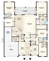 Magellan Iii Floor Plan Upstairs Floor Plans Taylormorrison