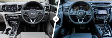 renault kadjar vs nissan qashqai kia sportage vs nissan qashqai which is best carwow