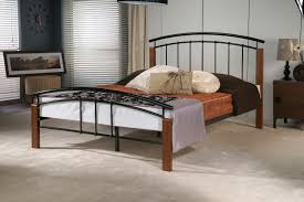 steel bed frame chesterfield sofa affordable landscaping chaise