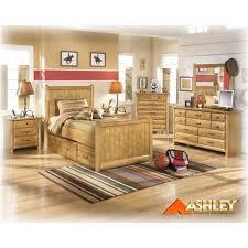 b373 21 ashley furniture youth dresser light brown finish
