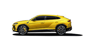 yellow lamborghini png the lamborghini urus will be the fastest suv in the world