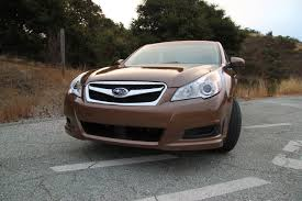 2005 subaru legacy modified review 2011 subaru legacy 3 6r the truth about cars