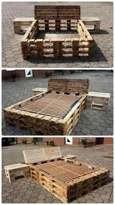 M S Bed Frames Top 62 Recycled Pallet Bed Frames Diy Pallet Collection Pallet