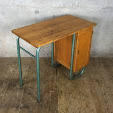Vintage Kids Desk by Vintage French School Desk Mustard Vintage
