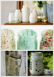 jar vases 24 best diy jar vases votives photo holders