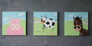 Farm Animal Nursery Decor Farm Animals Nursery Decor Dinky Cow