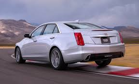cts cadillac 2017 cadillac cts gets updated nose reshuffled trim levels