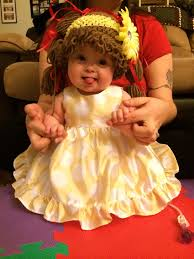 happy purim from little queen esther leah valerie