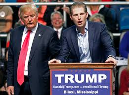 The Trump Family by Trump Son Dad U0027started The Conversation U0027 About Obama Birthplace