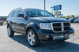 jeep durango 2008 pre owned 2008 dodge durango limited 4d sport utility in council