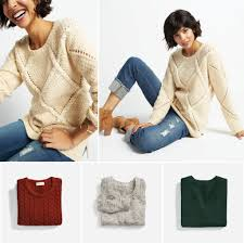 your guide to fall sweaters